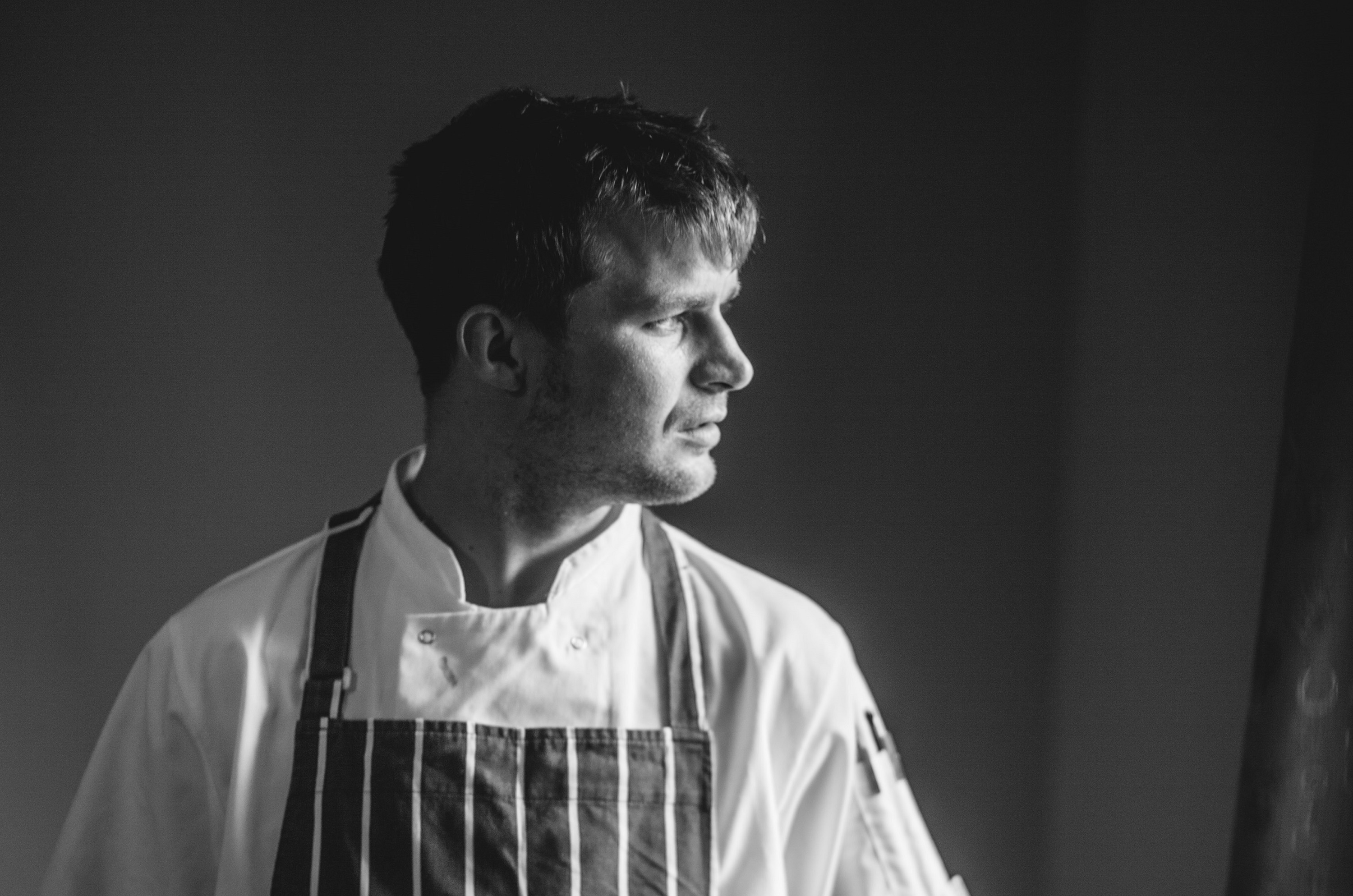 Head Chef - Alistair Merrey