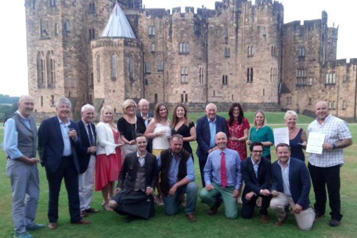 Northumberland Tourism Award 2017: Winners